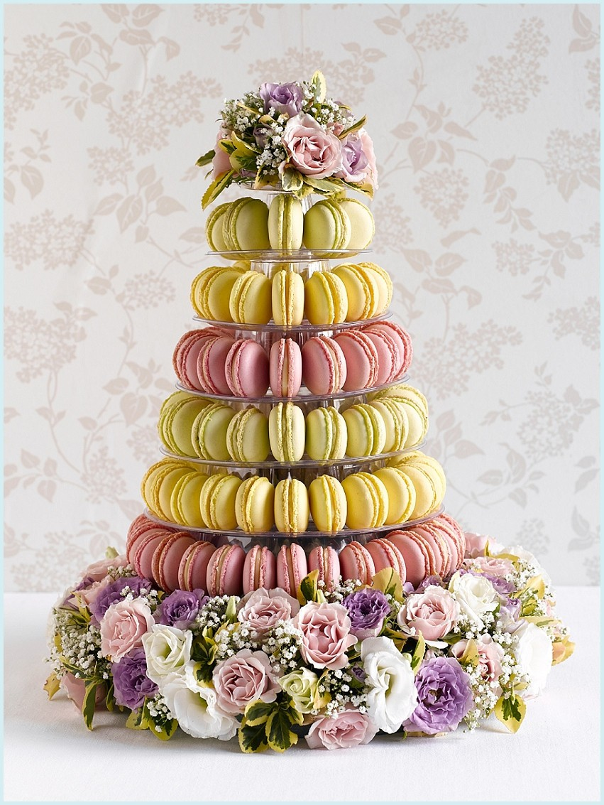 10 Tier Macaron Display Stand for french macarons